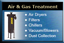 Air & Gas Treatment Options