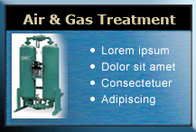 Air & Gas Treatment