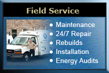 Field Service and Maintenance