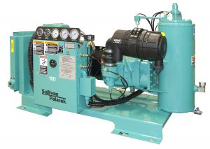 Sullivan-Palatek C Series (10HP) Rotary Screw Compressor