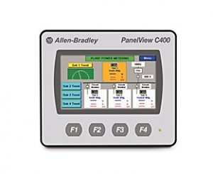 Titus Air Systems customizable intefrated allen bradley PLC Technology with Touchscreen Interface