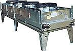 Air fluid cooler