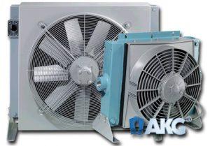 AKG cooler
