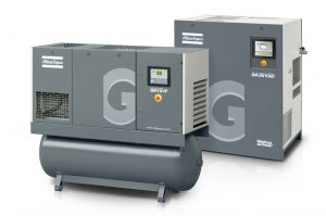 Atlas Copco GA Series / GA VSD Series Rotary Screw Compressor