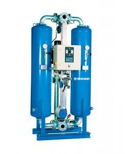 Boge heated desiccant dryer