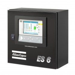 Atlas Copco ES Series Cutting-edge Central Control System for 2-30 Compressors