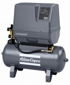 Atlas Copco LF-Industrial grade reciprocating oil-free air compressor