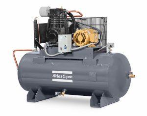 Atlas Copco commercial air compressor