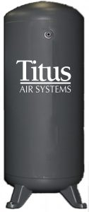 Receiver Titus Air Systems