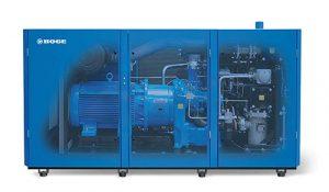 Boge SO Series Rotary Screw Oil-Free Compressor