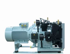 Sauer air and gas compressor