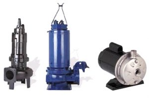 General Air Products / Ebara pumps