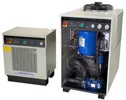 General Air Products air cooled chillers