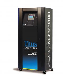 Titus Air Systems Dryer PRISM® Membranes