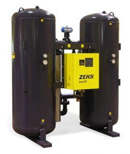 ZEKS Eclipse Desiccant Dryer