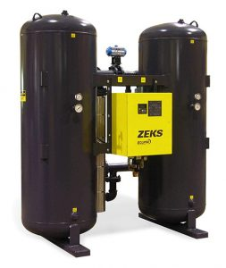 ZEKS Eclipse Desiccant Dryer