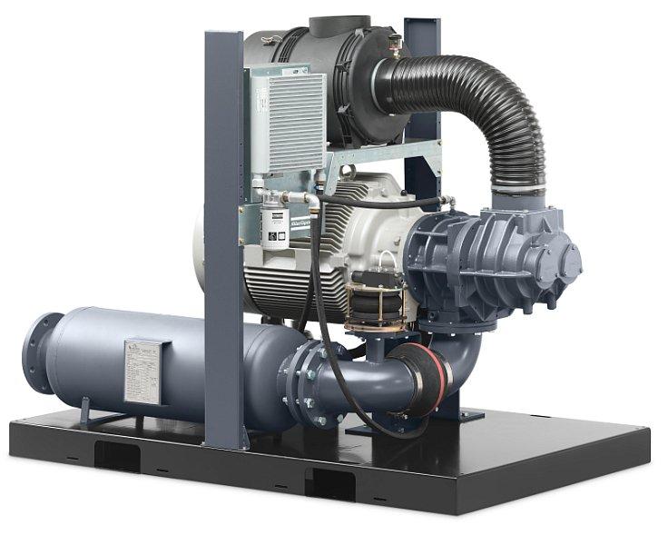 Blowers Amp Vacuum Air Compression Equipment The Titus