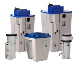 Boge (Beko) Quik-pure series oil/water separators