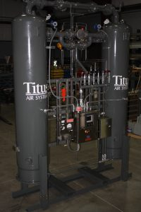 After, a new Titus Air System