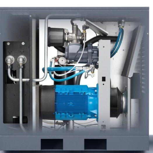 Atlas Copco - G-GX Series - Inside Look