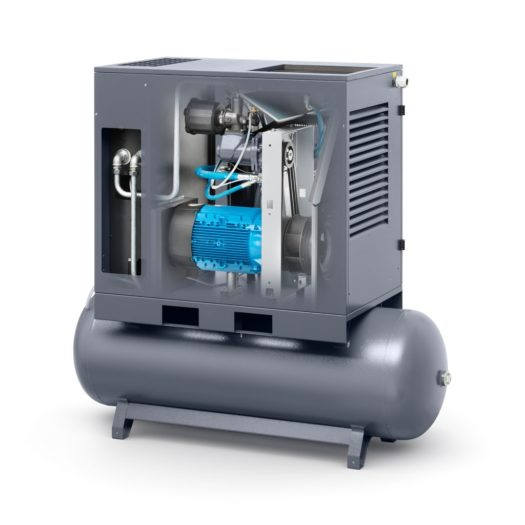 Atlas Copco - G-GX Series Small