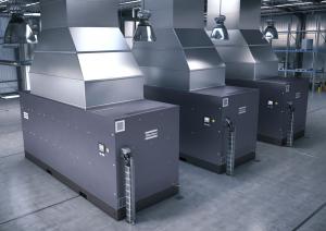 Atlas Copco - GA VSD Series Multiple Units