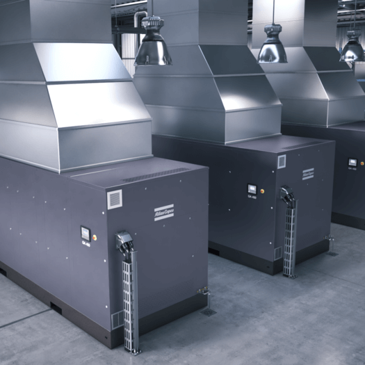 Atlas Copco - GA VSD Series Multiple Units