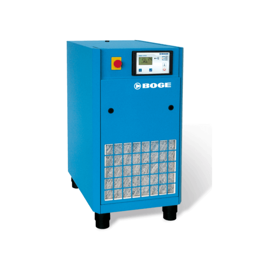 Boge - C Series - Lubricated Rotary Screw Compressors up to 7.5 kW