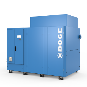 Boge - Screw Compressor SLF up to 200 kW