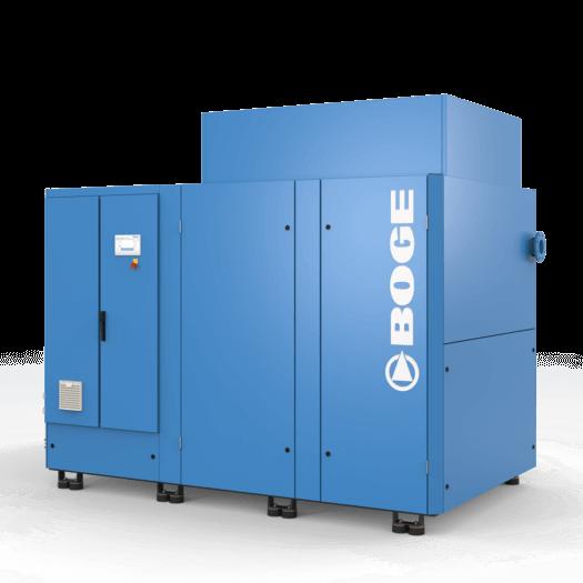 Boge - Screw Compressor SLF up to 200 kW