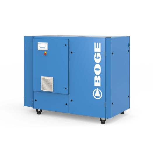 Boge - Screw Compressor SLF up to 30 kW
