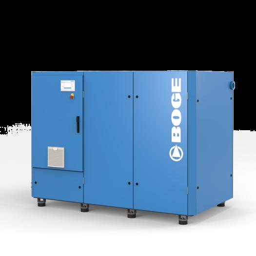Boge - Screw Compressor SLF up to 90 kW