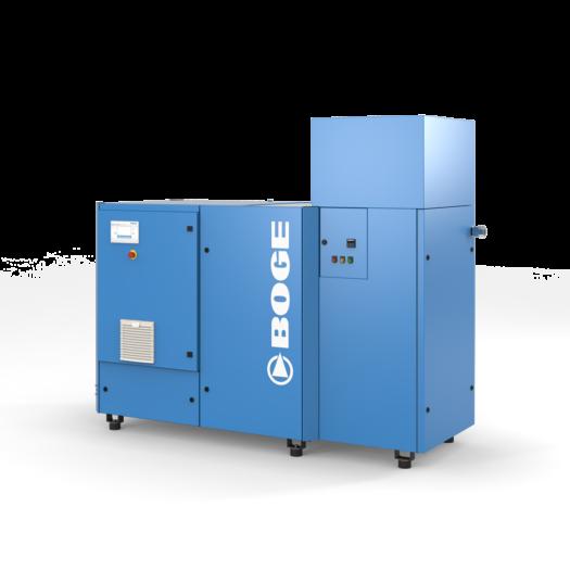 Boge - Screw Compressor bluekat SF up to 45 kW