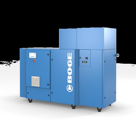 Boge - Screw Compressor bluekat SLF up to 30 kW