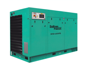 Sullivan Palatek VFD Series Rotary Screw Compressor