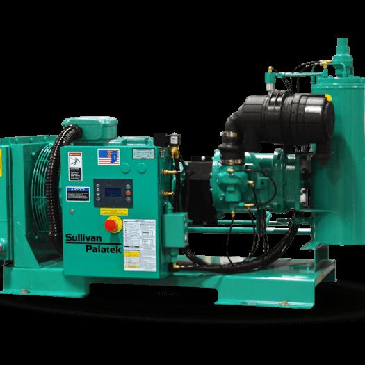 Sullivan Palatek D Series Rotary Screw Compressor