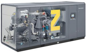 ZT and ZR Oil Free rotary screw and rotary tooth air compressor