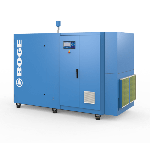 Screw Compressor SO F series - up to 122 hp variable speed