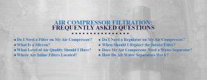 air compressor FAQs