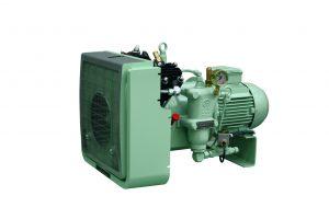 Sauer WP15L Compressor - Mistral Series - Reciprocating High Pressure Air Co