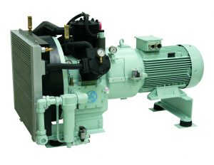 Sauer WP226L Compressor - Mistral Series - Reciprocating High Pressure Air Compressor