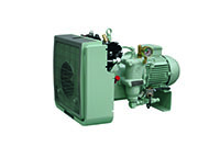 Sauer WP22L Compressor - Mistral Series - Reciprocating High Pressure Air