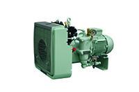 Sauer WP33L Compressor - Mistral Series - Reciprocating High Pressure Air Co