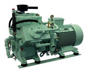 WP400_Basic -Sauer Typhoon Series - Reciprocating Compressor