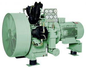 WP4331 Basic - Sauer Hurricane Series - Reciprocating Compressor