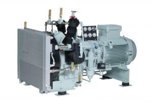 WP4351 Basic - Sauer Hurricane Series - Reciprocating Compressor