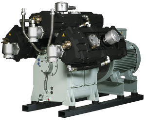 WP6442 Basic - Sauer 6000 Series Reciprocating Compressor