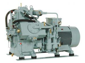 wp3100_basic - Sauer Typhoon Series - Reciprocating Compressor