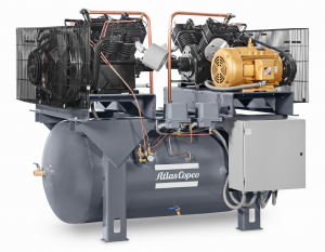 Atlas Copco LS and LP Piston Compressors
