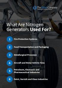 nitrogen generator use